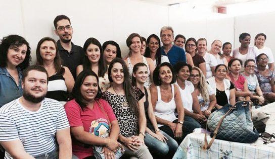 Integrantes da Rede de Atenção Psicossocial realizam novo encontro