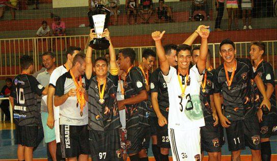 Futsal: Jogos definiram os terceiros colocados na Prata e Sub 20