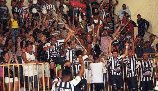 Penãrol e Lokos da 16 são campeões na última noite do Municipal de Futsal 2017