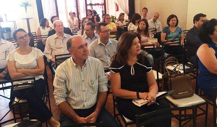 Fórum reúne gestores da saúde na cidade de Cravinhos