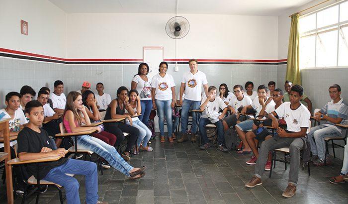 Aulas do 'Jovem Agricultor do Futuro' iniciam com nova turma