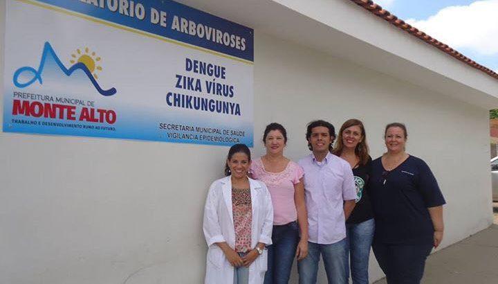 Ambulatório de Arboviroses é inaugurado em Monte Alto