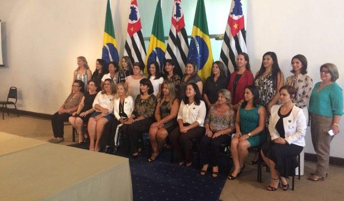 Lu Alexandre participa de reunião de trabalho do Fundo Social de Solidariedade de São Paulo
