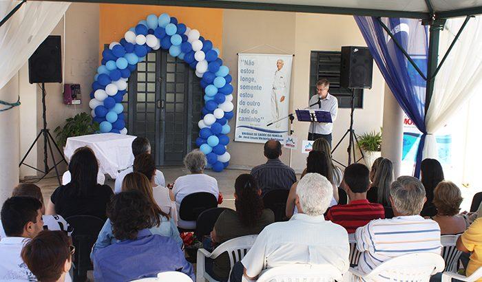 USF 'Dr. José Jesus Victório Rodrigues' celebra 10 anos de atividade