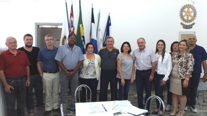 João Paulo se reúne com o Conselho de Políticas sobre Drogas da cidade