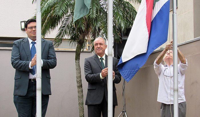 """Eventos cívicos relembram a história da """"Cidade do Sonho"""""""