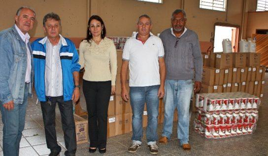 Prefeitura repassa verba de R$ 100 mil para o Asilo São Vicente de Paulo