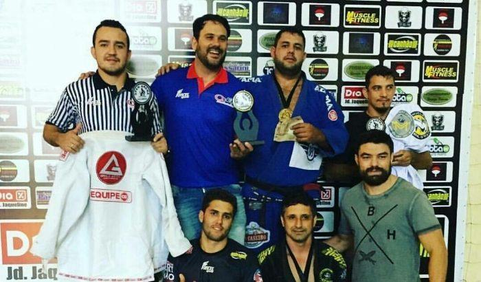 10ª Copa Monte Alto de Jiu Jitsu reúne mais de 20 cidades