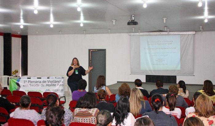 1ª Plenária Municipal trata da saúde da mulher