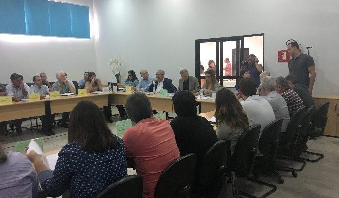 Monte Alto participa de nova reunião do Comitê da Bacia Hidrográfica Turvo/Grande