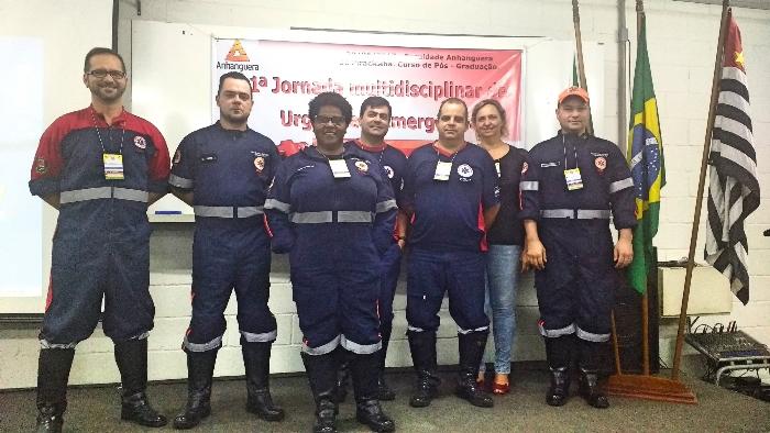 COUR/SAMU participa da 1ª Jornada Multidisciplinar de Urgência e Emergência