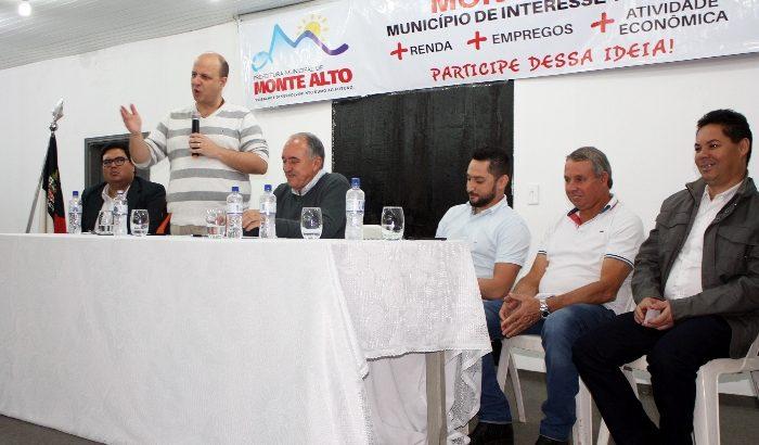 Do Turismo SP, Laércio Benko conhece Monte Alto
