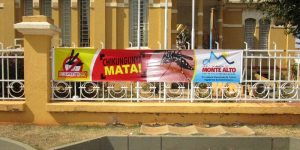 Vigilância em Saúde dá início à prevenção contra dengue