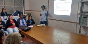 Profissionais da Saúde passam por capacitação sobre Doença de Chagas