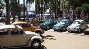 Fuscassauro leva clássicos automotivos à Praça Central