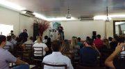 Secretário de Meio Ambiente de SP recebe interlocutores do VerdeAzul em Itajobi
