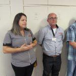 Wabtec Fabricação e Equipamentos: Sandra Regina Cavallari e Angelo Sergio Furlan