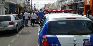 Guarda Civil Municipal e Polícia Militar acompanharam festa do Dia das Crianças