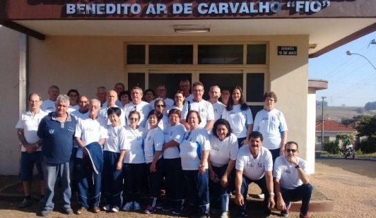 Monte Alto conquista prata nos Jogos Regionais do Idoso