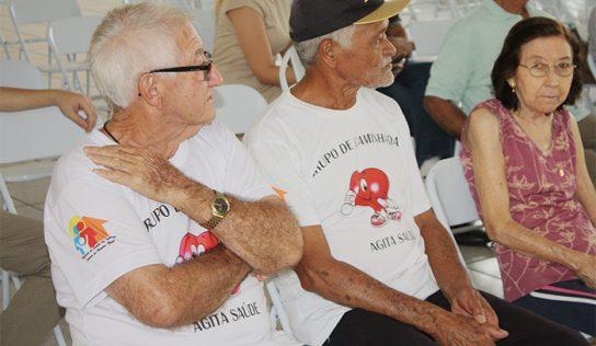Procon e Fundo Social de Solidariedade realizam palestra para os idosos