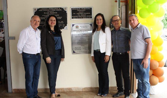 Monte Alto abre as portas do Mercado Municipal revitalizado