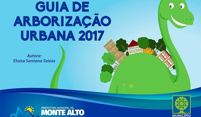 Guia de Arborização Urbana 2017
