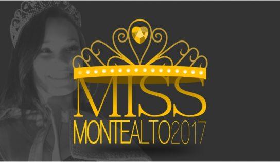 Miss Monte Alto 2017