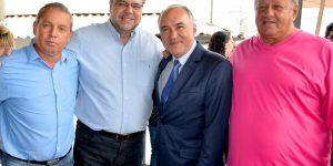 João Paulo e Bicudo agradecem deputado Lobbe Neto por recursos