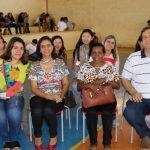 Representantes da Secretaria de Educação