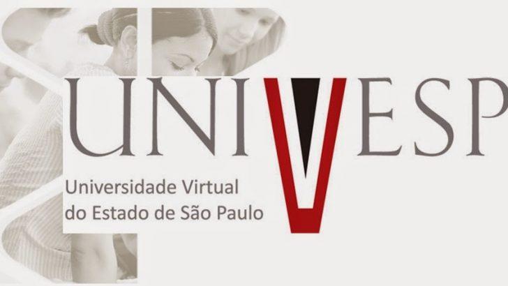 Univesp abre inscrições para contratação de supervisor a distância e mediador de ensino presencial