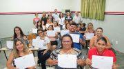 SENAC Jaboticabal certifica três turmas em Monte Alto