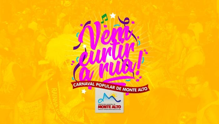 Após sucesso de 2017, Carnaval Popular amplia sua programação