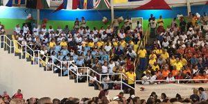 Idosos montealtenses participam do 22º JORI