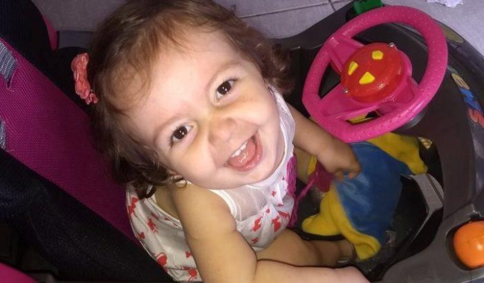 Portadora de AME, Alissa conta com ajuda da população