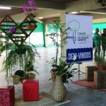 Centro de Eventos da Nardini preparado para receber o público