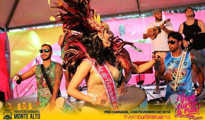 Prefeitura abre folia com Pré-Carnaval para a população