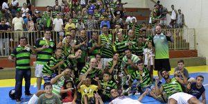 Virakopus e Unidos do Tornoza vencem o Campeonato de Futsal deste ano