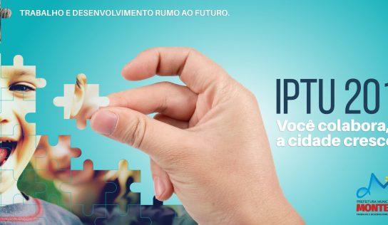 Prefeitura libera carnês do IPTU 2018