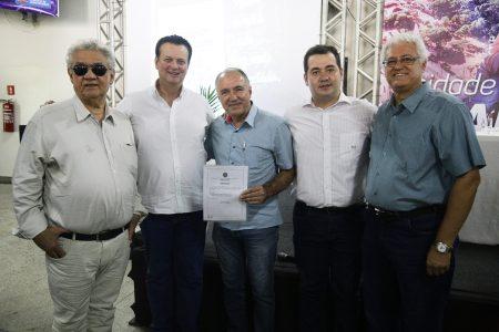 Rafael Silva, Kassab, João Paulo, Ricardo Silva e João Picolo