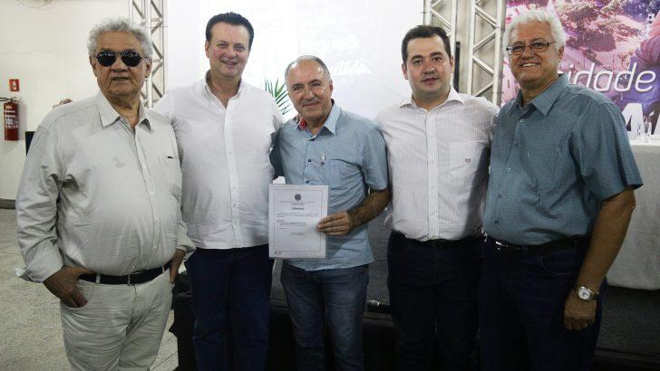 João Paulo se encontra com ministro Kassab e conhece o programa Internet para Todos