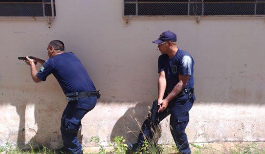 Equipe da GCM participa de curso para combater a criminalidade na cidade