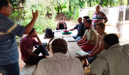 Conselho do Meio Ambiente realiza reunião em Viveiro de Mudas