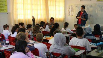 Alunos da EMEB Oraíldes participam de palestra sobre a Biodiversidade
