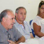 João Paulo, Bicudo, Lu Alexandre e gestores municipais estiveram presentes
