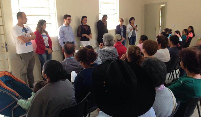 """Secretaria de Assistência e Desenvolvimento Social oferece """"Ciranda de Direitos"""" em Monte Alto"""