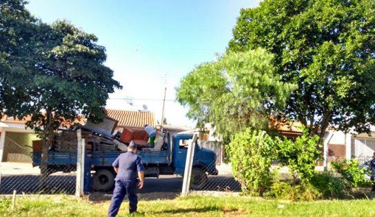 Guardas Civis fiscalizam pontos de ocupação