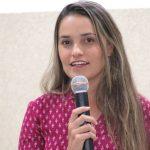 Carla Regina Mosca de Oliveira Fumis, responsável Técnica da Enfermagem da Santa Casa