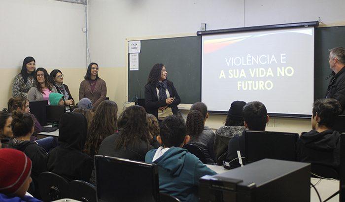 Prefeitura, LaPaz e COMPAD dão início à Jornada Escolar de Prevenção de Qualidade de Vida