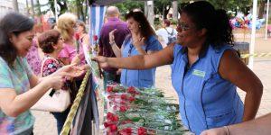 ACIMA e Prefeitura realizam café da manhã pelo Dia das Mães