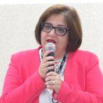 Rosemeire Aparecida de Oliveira Carvalho, representante do Conselho Regional de Enfermagem-COREN-SP